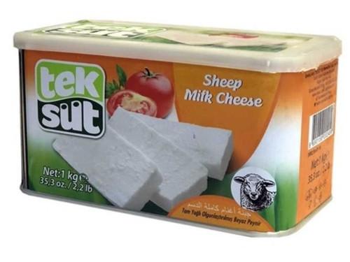 TEKSUT Sheep's Milk White Cheese - 2.2lb / 1000g