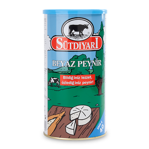 Piknik White Cheese 35oz %40  (1000g)  by Dairyland