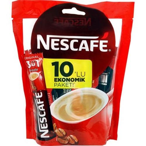NESCAFE 3in1 Instant Coffee Box (10pc)