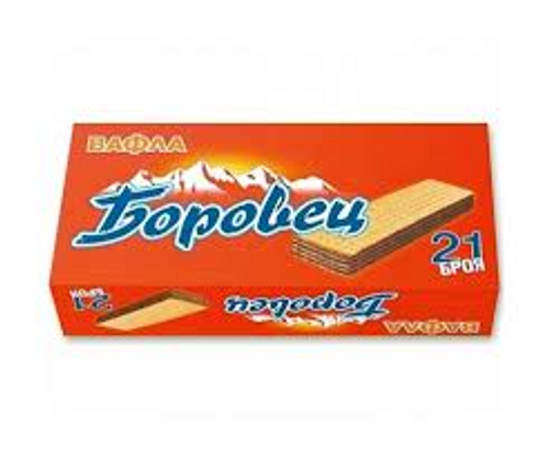 BOROVEC Chocolate Wafers 630g