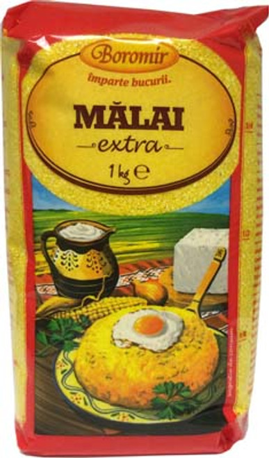 Boromir Malai Corn Flour (Mamaliga)  (1Kg)