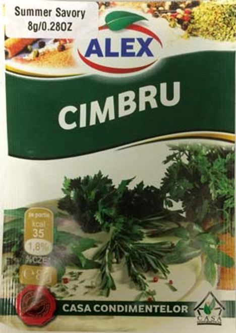 Alex Savory Leaves (Cimbru) 15 (8oz)