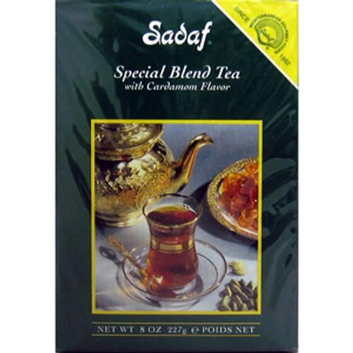 SADAF Special Blend Tea w/Cardamom 454g