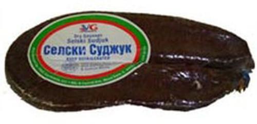 VG Selski Sudjuk,Dry Sausage