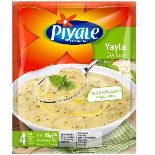 PIYALE Yayla Soup 70g