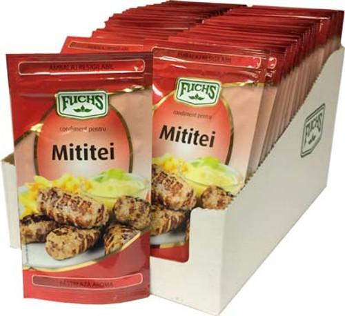 Fuchs Minced Meat Seasoning (Mititei)  (25g)