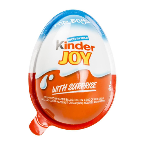 KINDER Joy Egg for Boys 25g