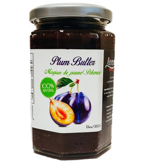 Livada Plum Butter 370g