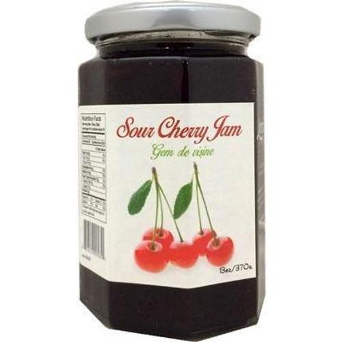 Livada Sour Cherry Jam