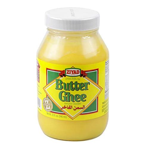 ZIYAD Butter Ghee 32oz