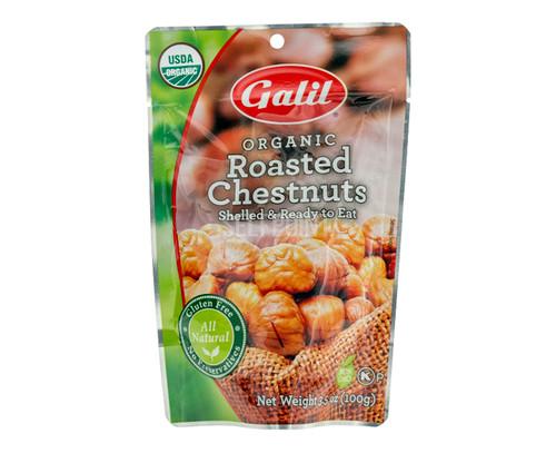 GALIL Organic Roasted Chestnuts 3.5 oz