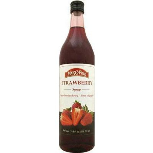 Marco Polo Strawberry Syrup