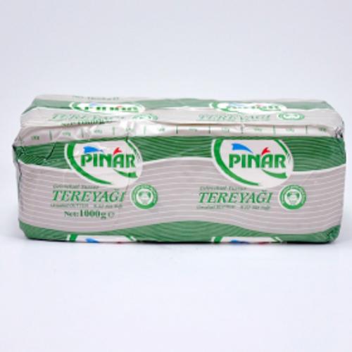 Pinar Tuzsuz Tereyagi / Butter Unsalted - 1000 Gr.