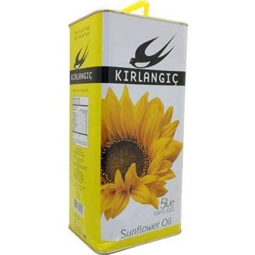 KIRLANGIC 100% Sunflower Oil 5lt