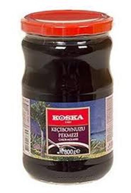 KOSKA Carob Molasses (Keciboynuzu Pekmezi) 800g