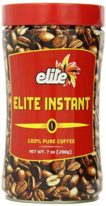 Elite - Coffee Instant Tin, 200G