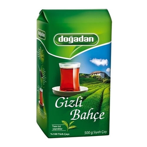 DOGADAN Gizli Bahce Turkish Black Tea 500g