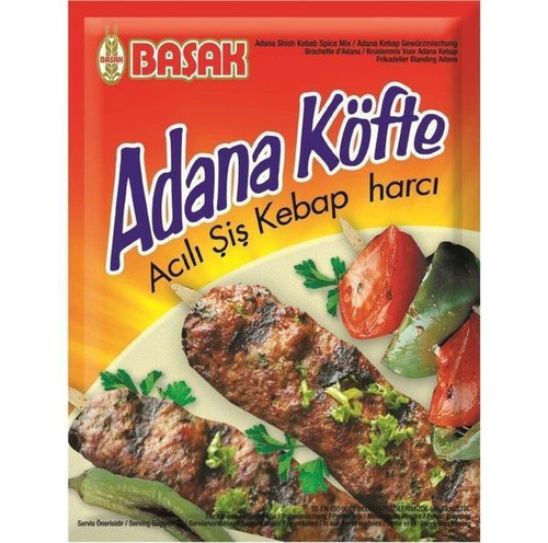 BASAK Adana Kofte Seasoning Spice Mix 65g