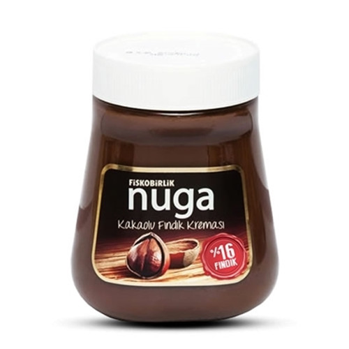 Nuga Hazelnut Spread w/ Cocoa FiskoBirlik     700g.
