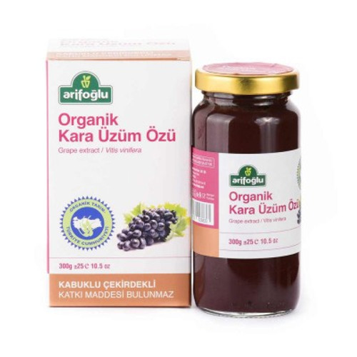 Arifoğlu Organic Grape Extract-Vitis Vinifera 300g (10.58oz)