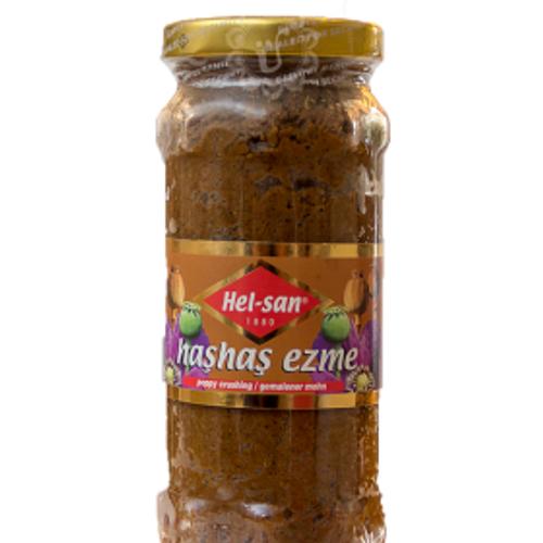 Helsan Hashas Ezmesi / Poppy Seed Paste - 500 Gr