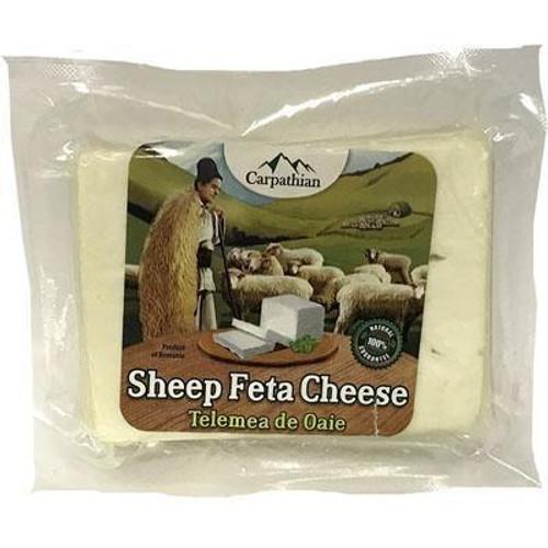 Carpathian Telemea (Sheep Feta Cheese)