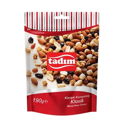 Tadim  Roasted Mixed Nuts w/ Raisins