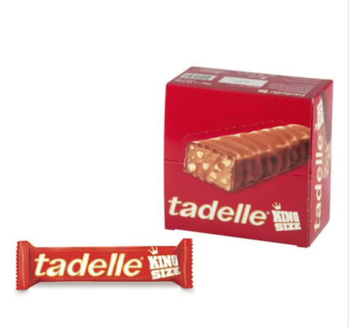 Tadelle King Size Chocolate Old Taste 52 gr