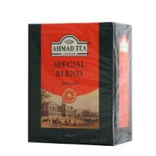 Ahmad Tea London Brand Earl Grey Loose Tea, Ceylon Tea 500 g Special Blend Tea