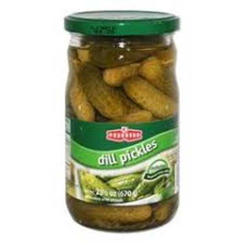PODRAVKA DILL PICKLES 720ML