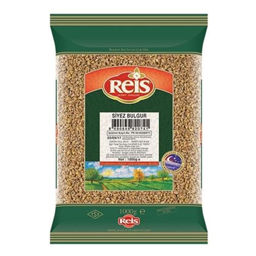 Reis Einkorn Wheat (Siyez Bulguru) 1kg.