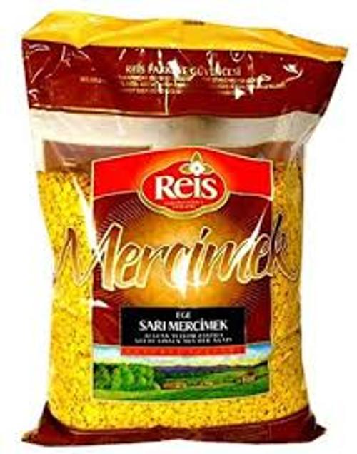 Reis Yellow Lentils 1000g