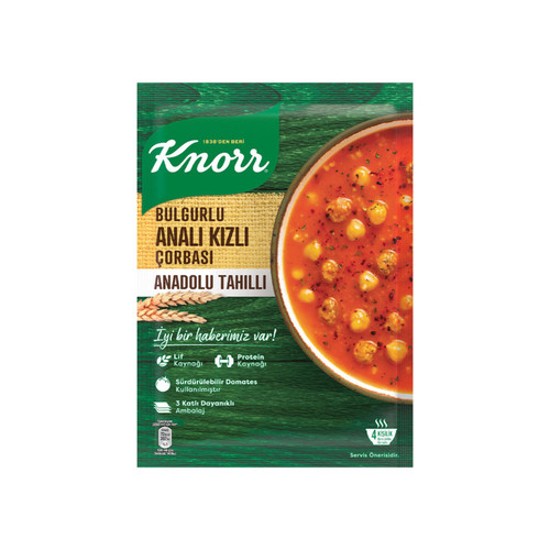 KNORR Traditional Anali Kizli Soup 100g