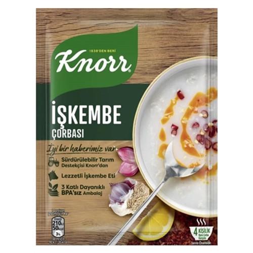 KNORR Tripe Soup (Iskembe Corbasi) 63g