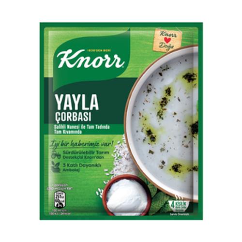 KNORR Yogurt Soup w/Rice (Yayla Corbasi) 70g