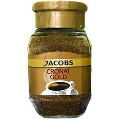 JACOBS Instant Coffee  Gold in Jar 200g