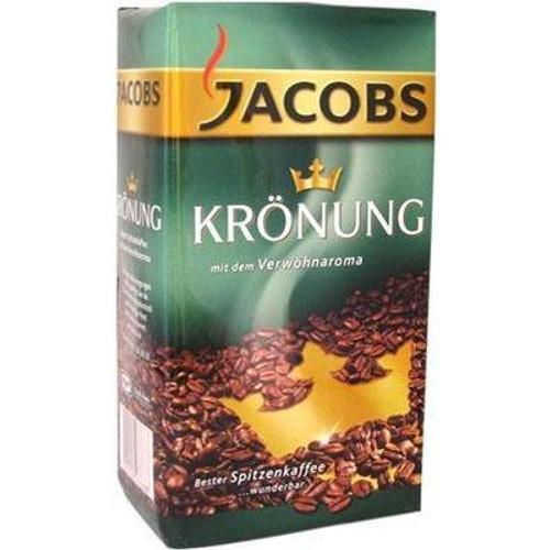 JACOB'S Ground Coffee 250g