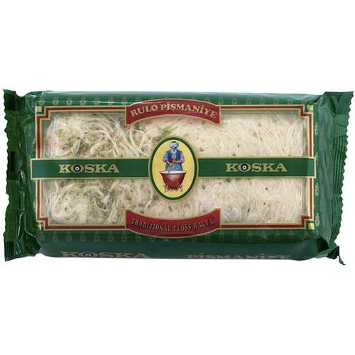 KOSKA Pismaniye (Floss Halva) w/Pistachio 250g