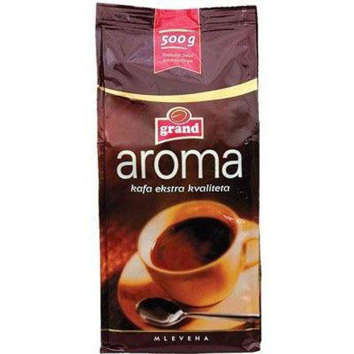 GRAND Aroma Ground Coffee 500g