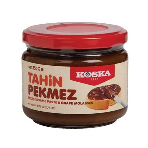 Koska Sesame Paste & Grape Molases (Tahin Pekmez)   350g