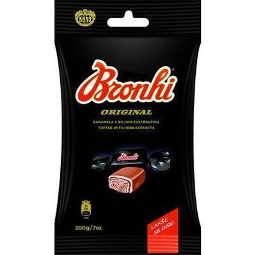 KRAS Original Bronhi Candy 200g