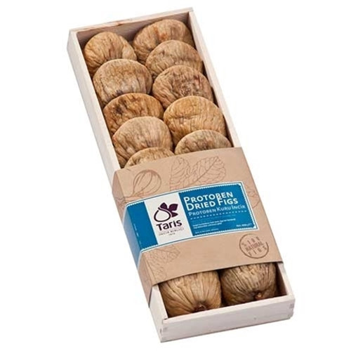 TARIS Dried Figs Protoben #4 400g in Wooden Pack
