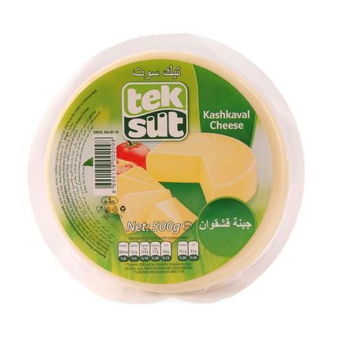 Teksut Taze Kasar / Kashkaval Cheese - 500G