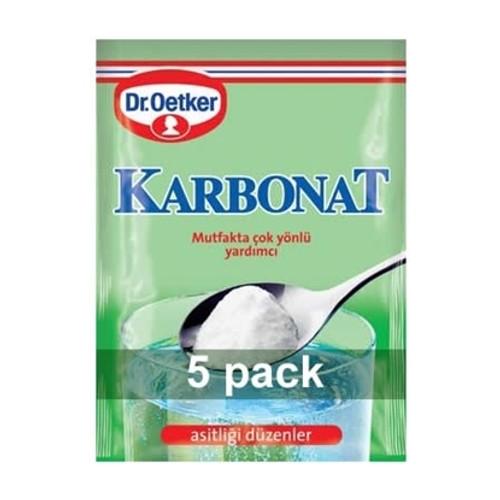 DR.OETKER Baking Soda 5pk 25g