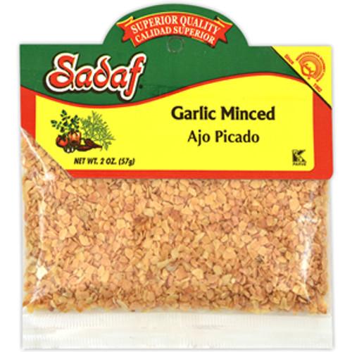 SADAF Garlic Minced 3 oz