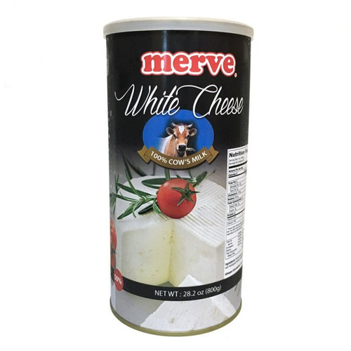 Skip to the beginning of the images gallery Merve White Cheese 50% 800g