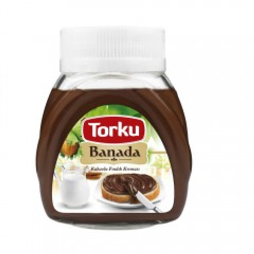 TORKU Banada Cocoa Hazelnut Cream in Jar 400g