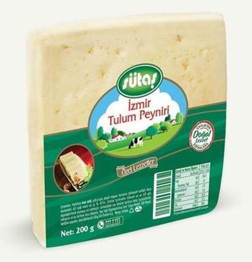 SUTAS Izmir Tulum Cheese (Izmir Tulum Peyniri) 200g