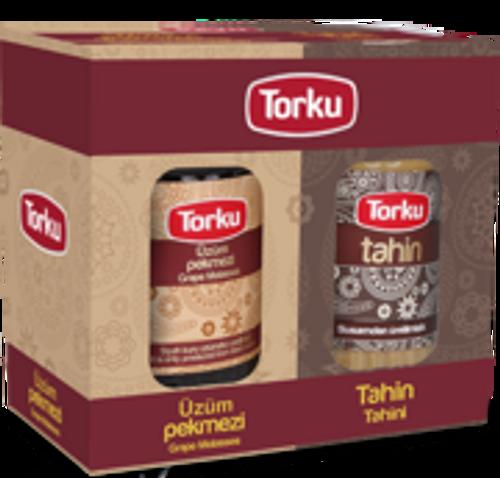 TORKU TAHINI AND MOLASSES (Twin Package) 750 G