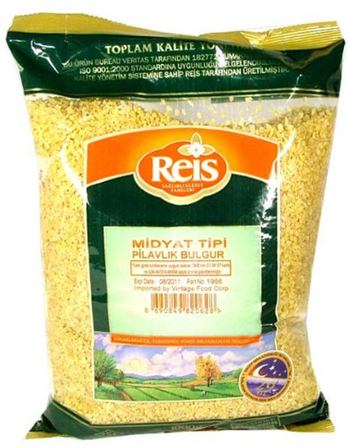 REIS Medium Coarse Bulgur (Midyat Type ) 1kg